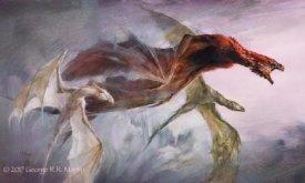 Драконы (дополнительный постер)