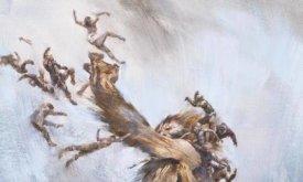 Упыри нападают на великана (октябрь)
