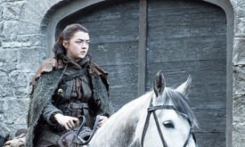 Game of Thrones TK Season 7, Episode TK Air Date: TK Maisie Williams as Arya Stark