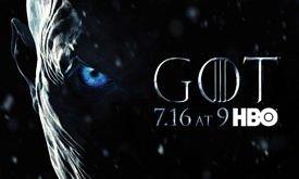 Постер 7-го сезона Игры престолов