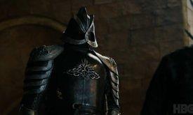 А вот новый рыцарь Королевской гвардии — непоколебим