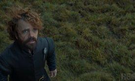 Тирион как-то выпал из числа последних Ланнистеров, он все общается с драконами
