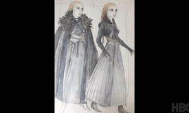 Концепт платья Сансы