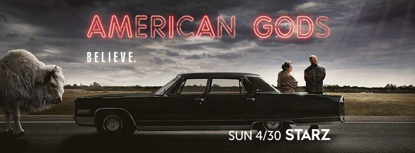 «Американские боги»: Среда и Тень