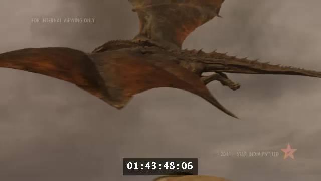Кадр из утечки 4-й серии, демонстрирующий качество видео