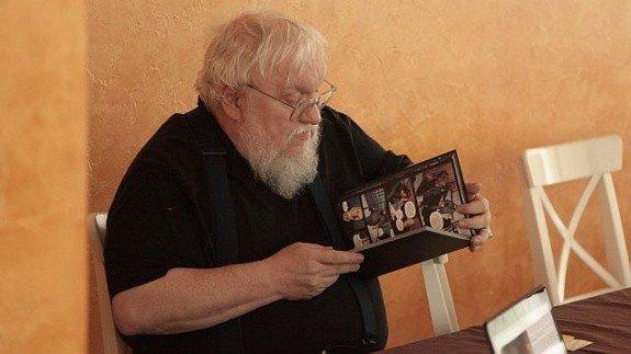 Джордж Мартин и комикс «Грезы Февра»