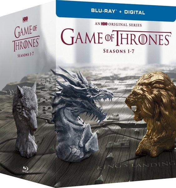 Первые 7-м сезонов Игры престолов