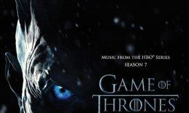 Саундтрек 7-го сезона Игры престолов (обложка)