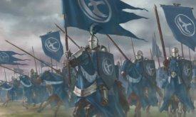 Рыцари Долины, вдохновлено концовкой «Битвы бастардов», 6-й сезон