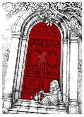 Его дом с красной дверью — одно из самых светлых воспоминаний детства Дейнерис