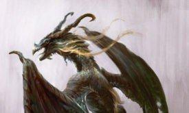 Маленький дракон (не по ПЛиО, но могло бы быть)