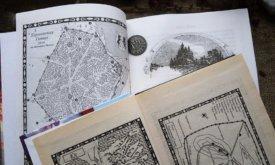 Карты в «Золотой серии фэнтези» и «Иллюстрированном Мартине»