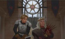 Джейме убивает Безумного короля