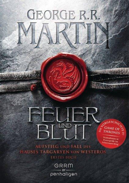 Feuer und Blut - Erstes Buch von George RR Martin