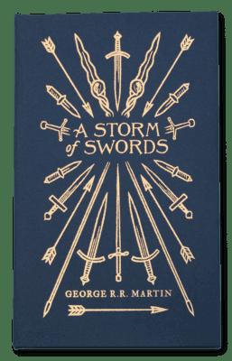 Буря мечей