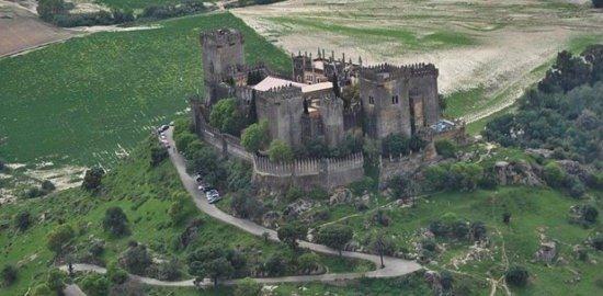 Замок Альмодовар дель Рио