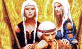 Эйгон Таргариен с сестрами