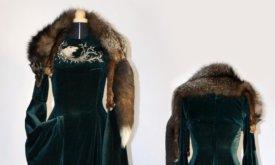 Реконструкция платья