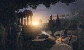 Люди Нимерии прибывают в Йин