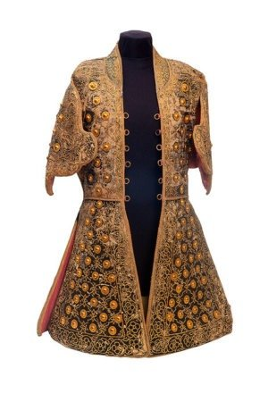 Quilted Armour of Koer Singh