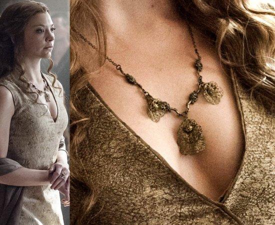 Ожерелье после смерти короля Джоффри