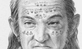 Татуировки, которыми помечают рабов в Волантисе