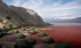 Кровяное море (худ. Benjamin Nowak)