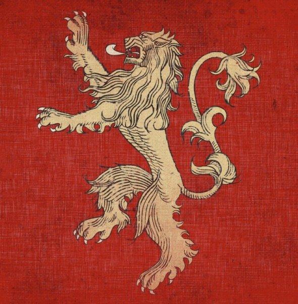 Восстающий лев Ланнистеров