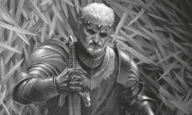 Мейгор Таргариен на Железном троне