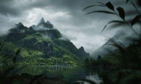 Летние острова (худ. Manuel Grad)