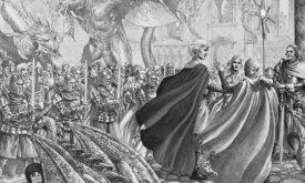 Джейехерис дает отпор матери и деснице