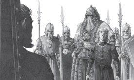 Эйгон III Таргариен в день своего совершеннолетия отстраняет от власти регентов