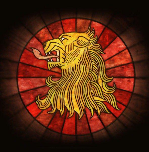 Голова льва Ланнистеров