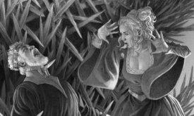 Эйлинор обнаруживает Мейгора мертвым