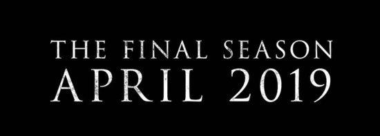 Премьера 8-го сезона «Игры престолов» состоится в апреле