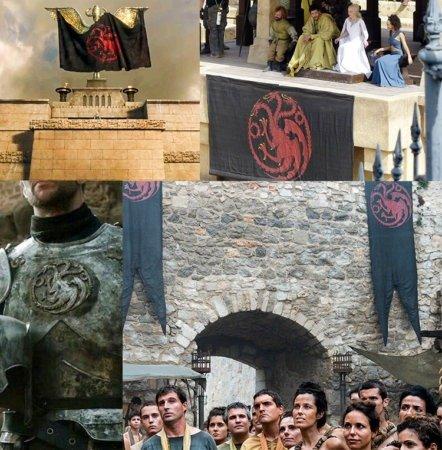 Исправленная версия дракона Таргариенов в сериале