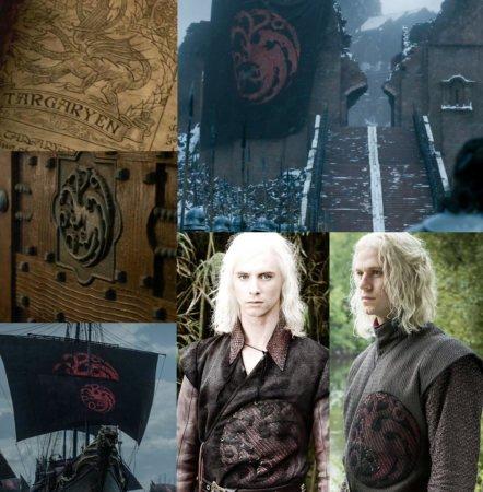 Неправильная версия дракона Таргариенов в сериале