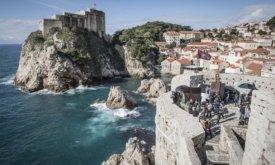 Съемки 8-го сезона в Хорватии