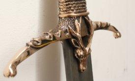 Вдовий Плач: эфес меча (без инкрустации камнями)