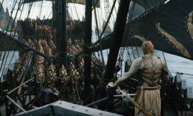 флота Эурона с Золотыми Мечами на борту. Гарри Стрикленд в золотых доспехах