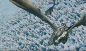 Драконы летают над лесом. Сложно сказать, когда это происходит,