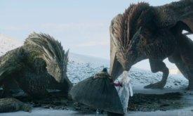 что Джон тоже может оседлать дракона.