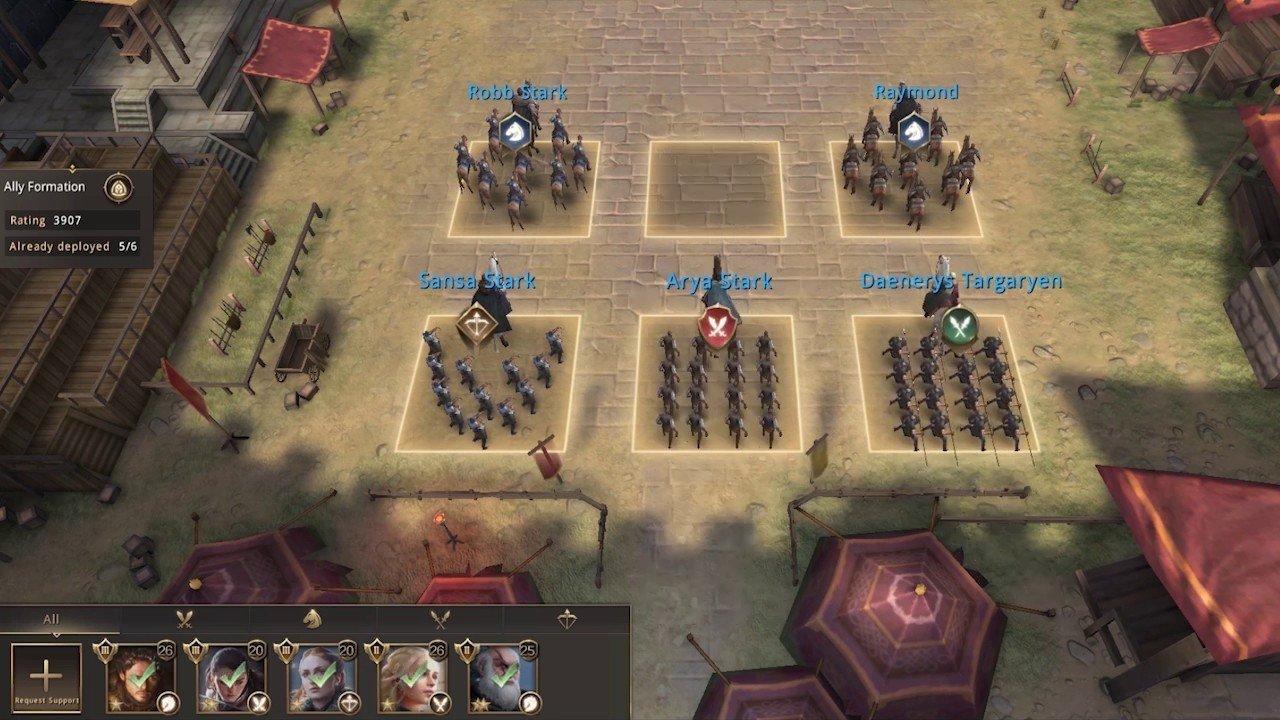 престолы играть онлайн