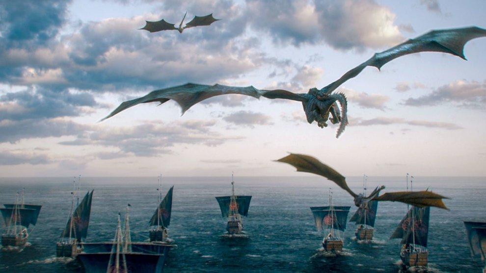 Драконы возвращаются в Вестерос