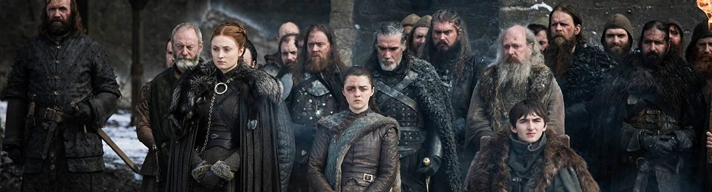804. Последние из Старков (The Last of the Starks)