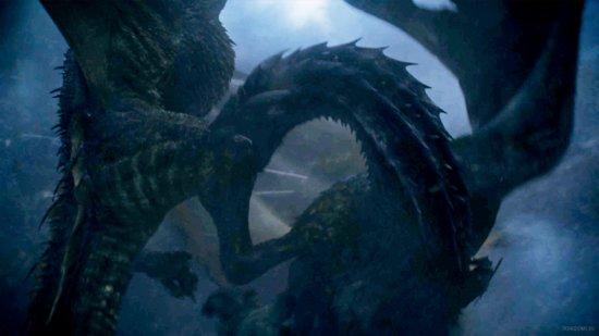драконы кусаются…
