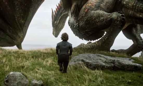 Строение драконов сзади