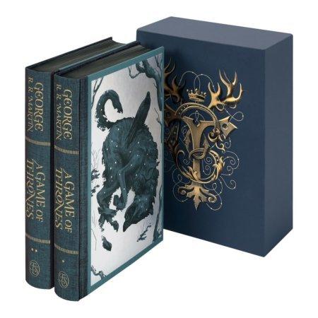Подарочная Игра престолов от Folio Society