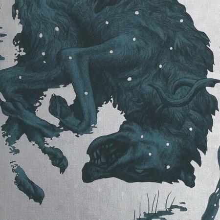Обложка первого тома (деталь)