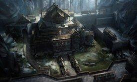 Замок Форрестеров, Железный Холм
